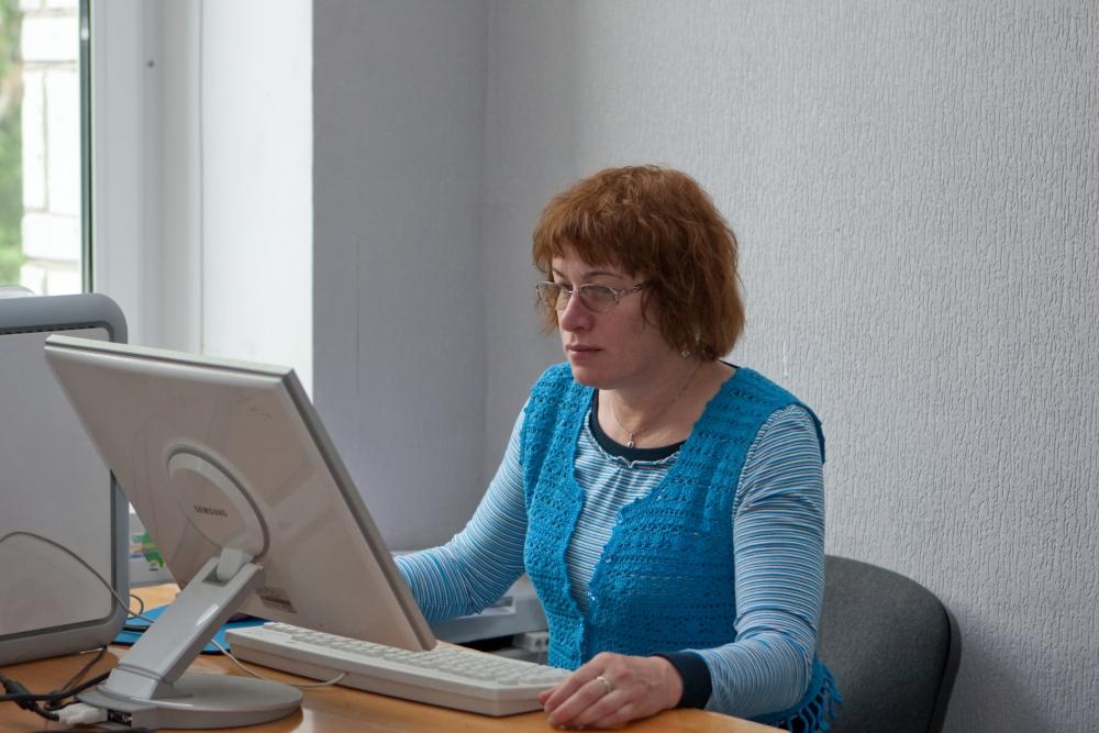 Olga Drobyshevich, IIS SB RAS