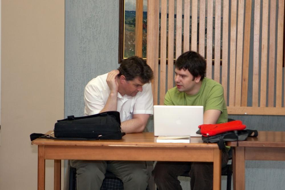 Geoff Hamilton  and Ilya Klyuchnikov