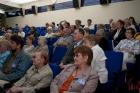 In the auditorimum, 15.06.2009