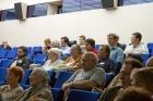In the auditorium, 15.06.2009