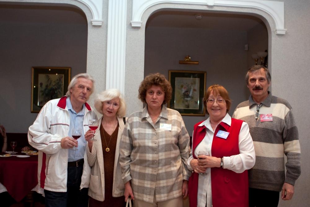 G. Stepanov, T.Stepanova, I.Virbitskaite, T.Vasyuchkova and A.Bystrov
