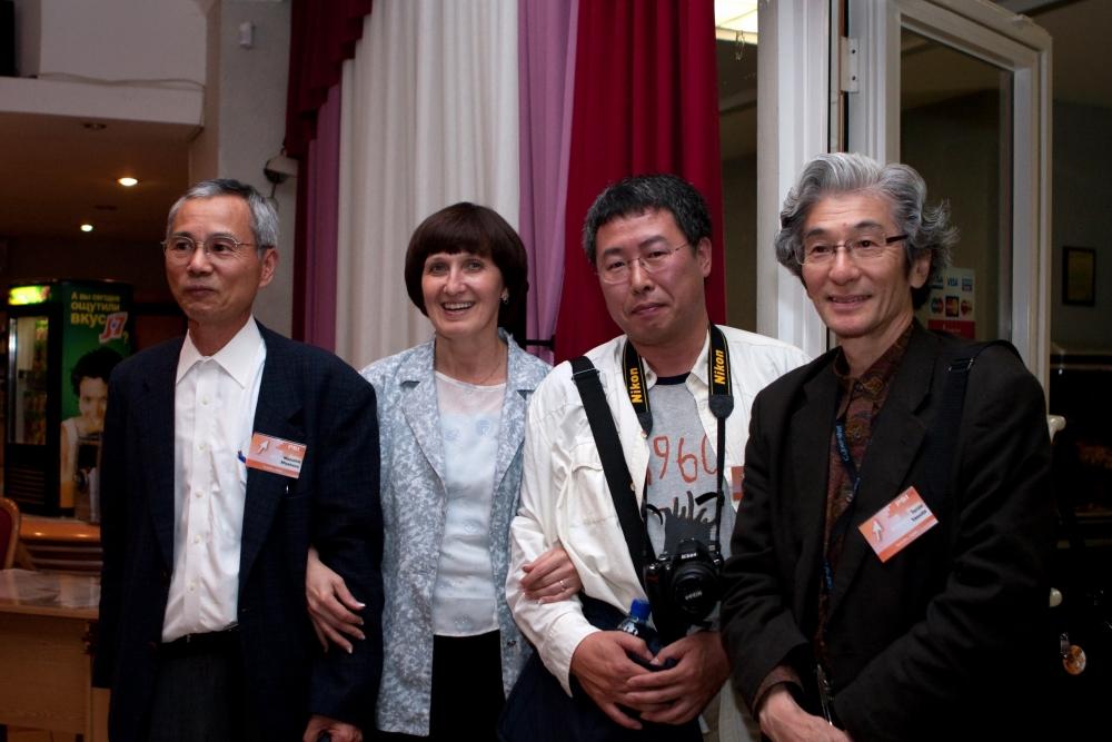 M. Miyakawa, N. Rusakova, Ya. Murai and T. Yasuda