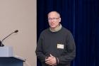 Prof. W. Schulte delivers invited lecture
