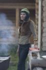Sveta, Gena's assistant